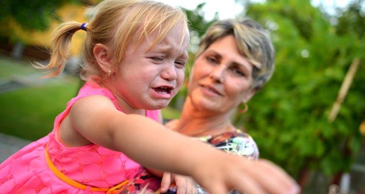 Child Care Tantrums