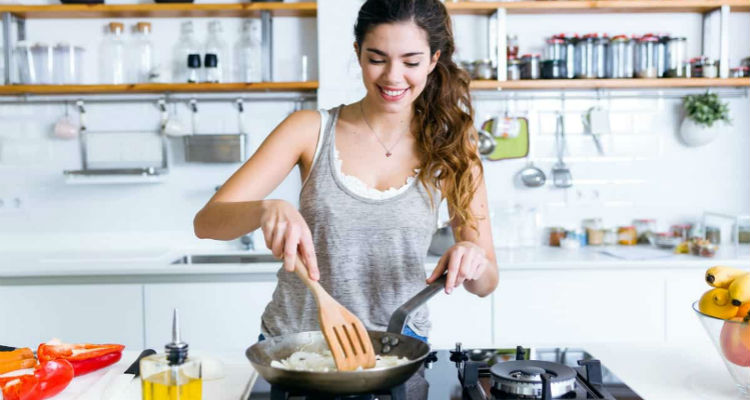 Eating Well Can Reduce Stress
