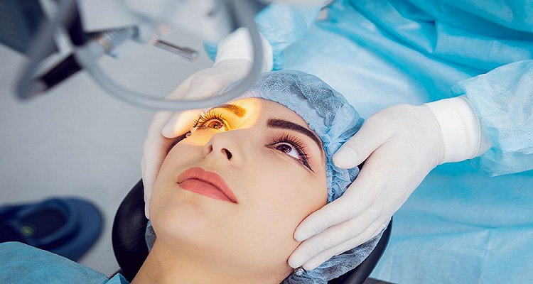 What Happens During Cataract Eye Surgery